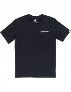 Camiseta Element Blazin Chest - Negro