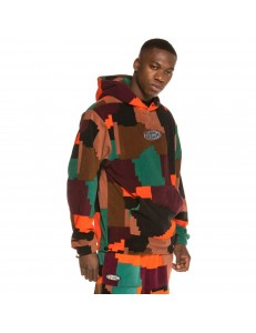 Sudadera Grimey Dulce Polar Fleece - Multicolor