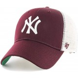 Gorra New York Forty Seven - Burdeos