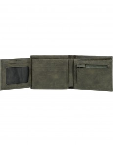 Cartera Element Daily Wallet - Verde