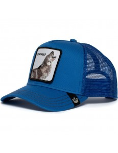 Gorra Goorin Bros Lobo - Azul