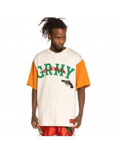 Camiseta Grimey The Loot Tee - Blanco