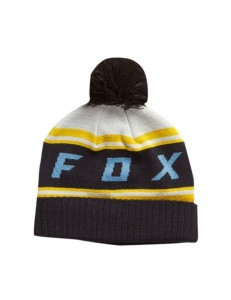 Gorro Fox Head Black Diamond Pom Beanie (Light Grey)